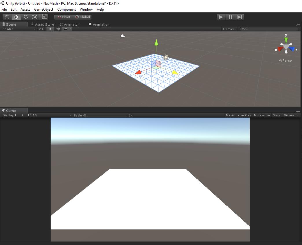 NavMesh na Unity 3D - Blog da TreinaWeb