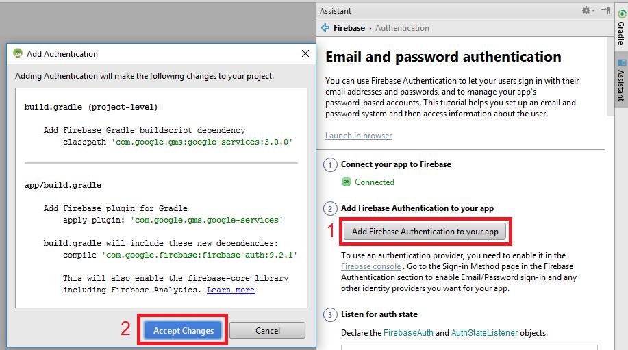 Utilizando o Firebase Authentication em uma aplicação Android - Blog
