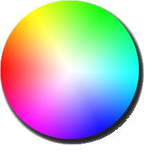 Roda de cores